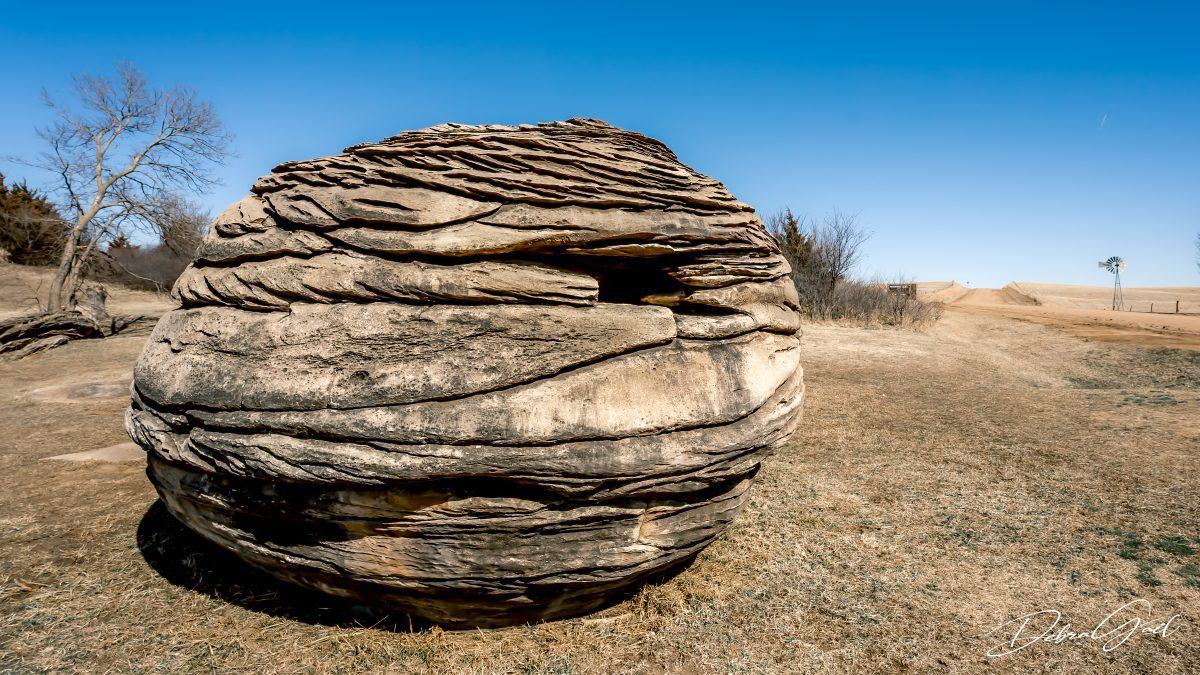 mushroom rock state park debra gail photography